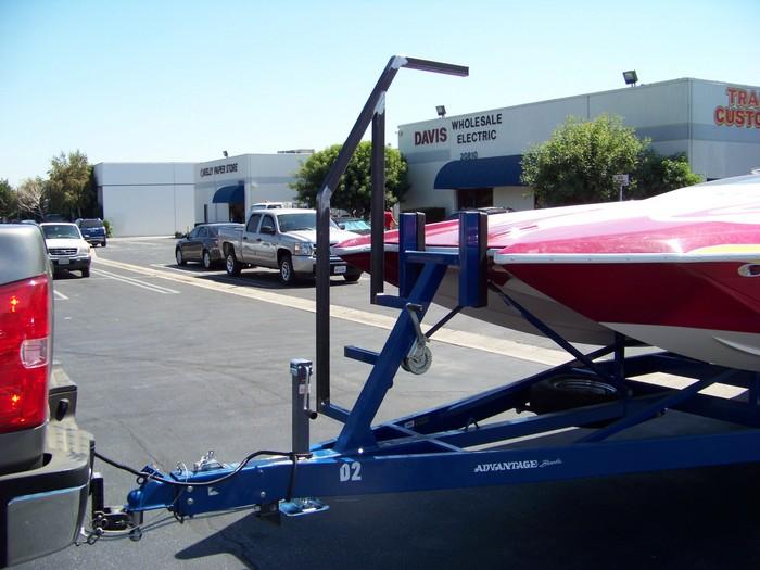 Boat Trailer Custom Ladder