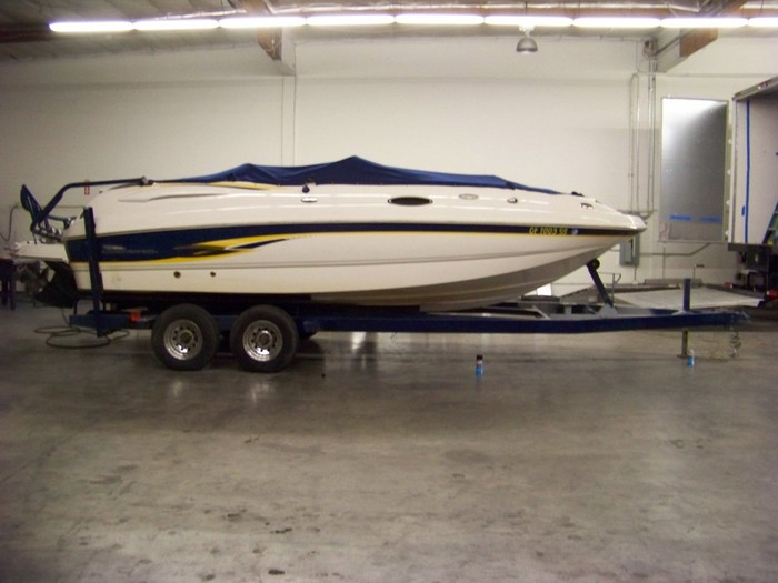 Boat Trailer Shorten