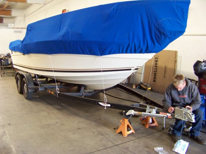 Boat Trailer Tongue Replacement