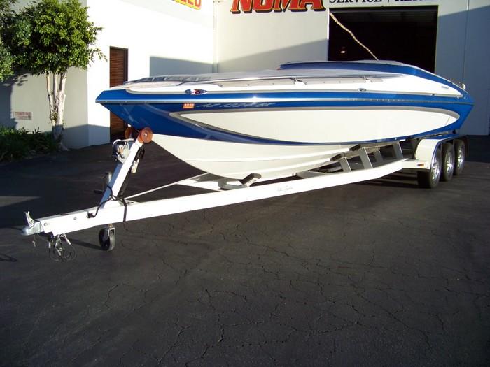 Redo Howard Boat Trailer