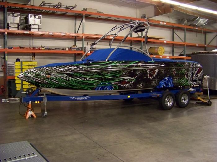 Wakeboat Custom Mods