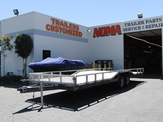 Golf Cart Hauler New Trailer Frame