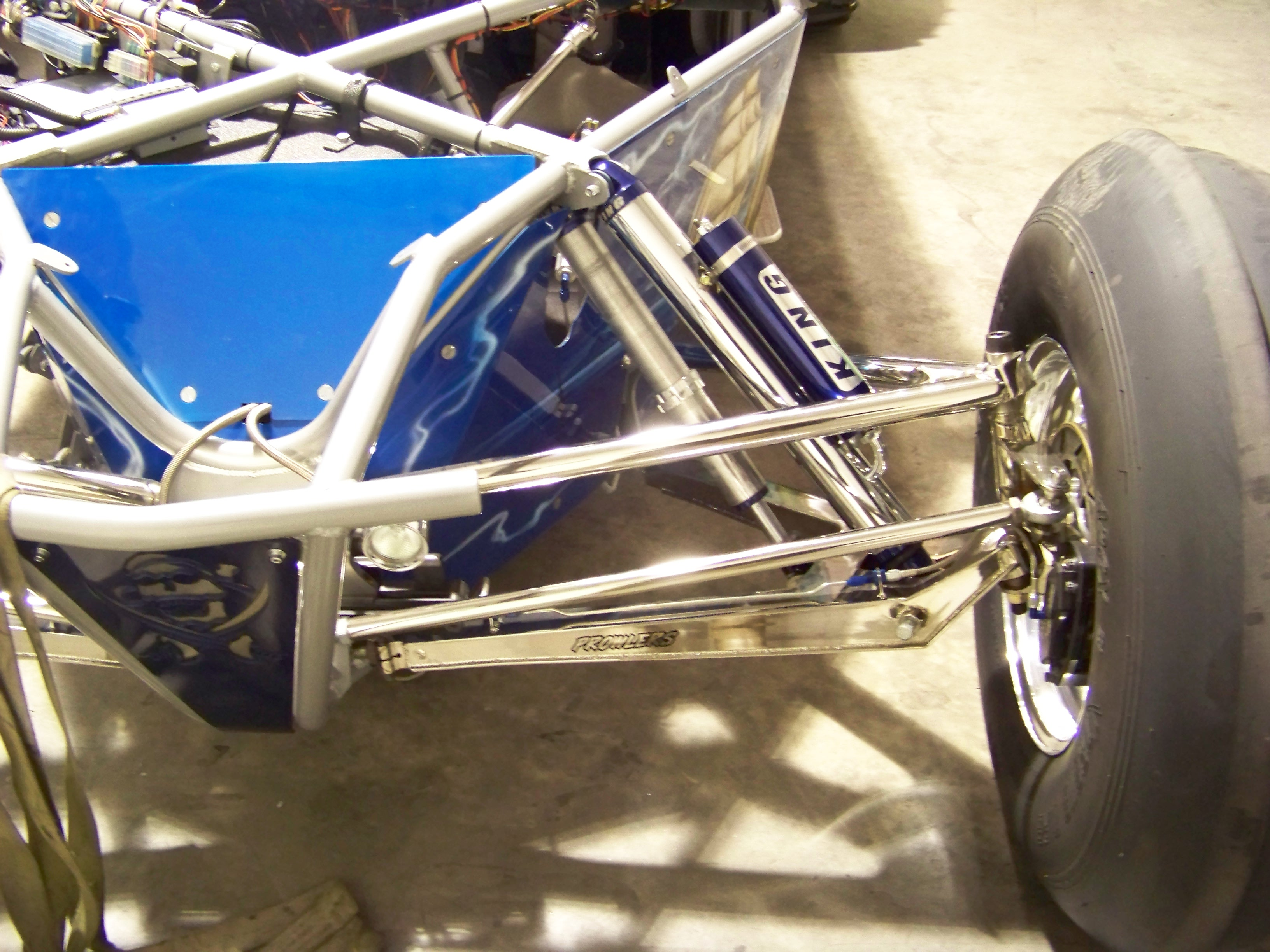 Priate Sand Car