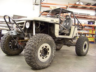 Off Road Fabrication Projects