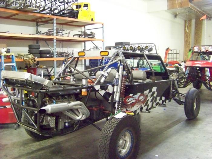 S&S Sand Car