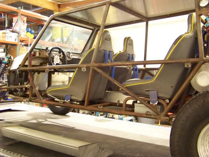 Tony Sand Car