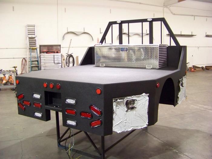 Custom Dodge Truck Bed