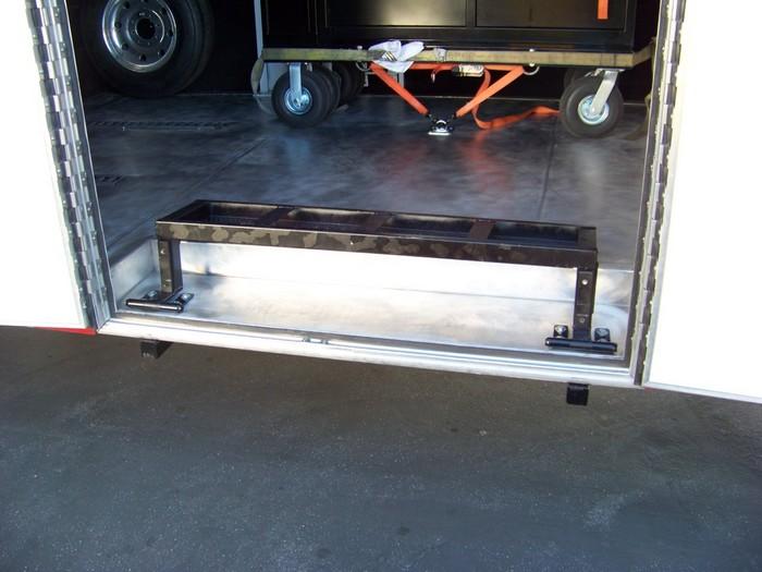 Custom Steel Step