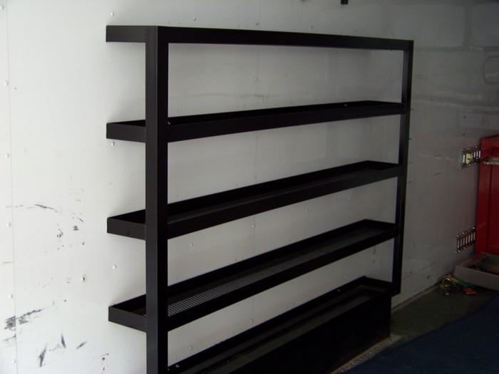 Custom Parts Rack