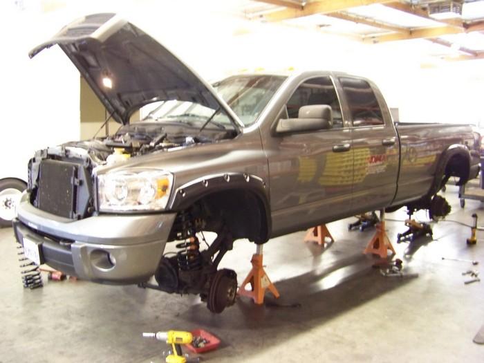 Carli Suspension Dodge Truck