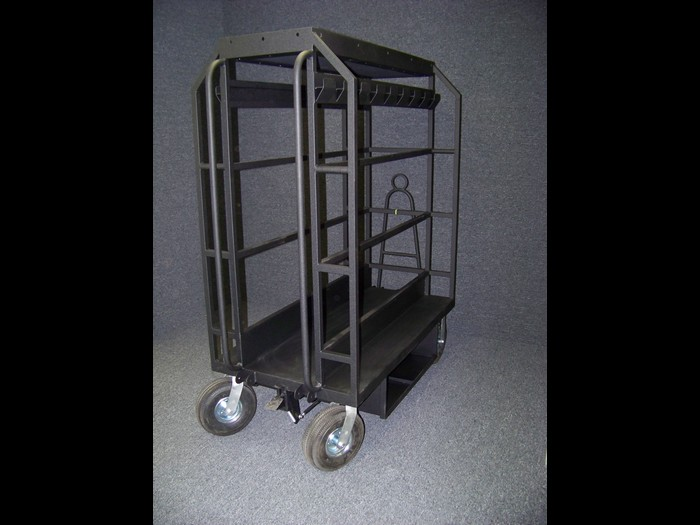 4x4 C-Stand Combo Cart