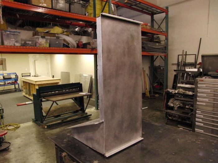 Aluminum Sandbag Cart