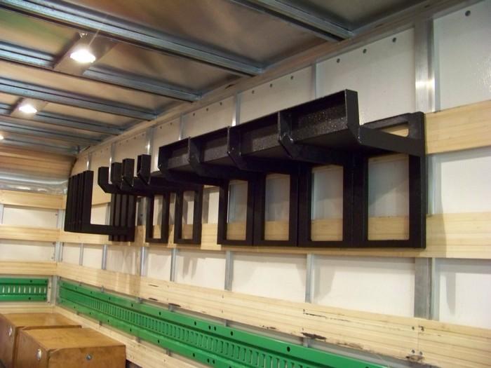 Aluminum Slotboard Hangers