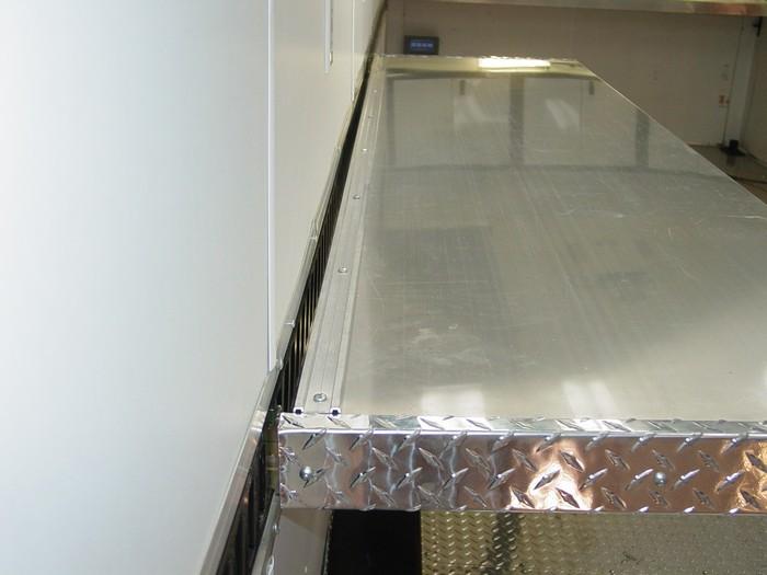 Aluminum Workbench