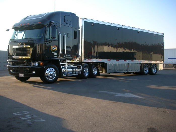 BAM Grip Truck Buildout