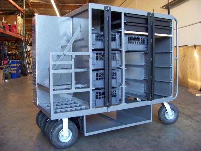 BAM Rigging Cart