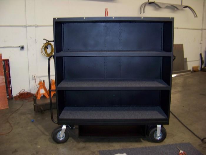 Camera Case Cart