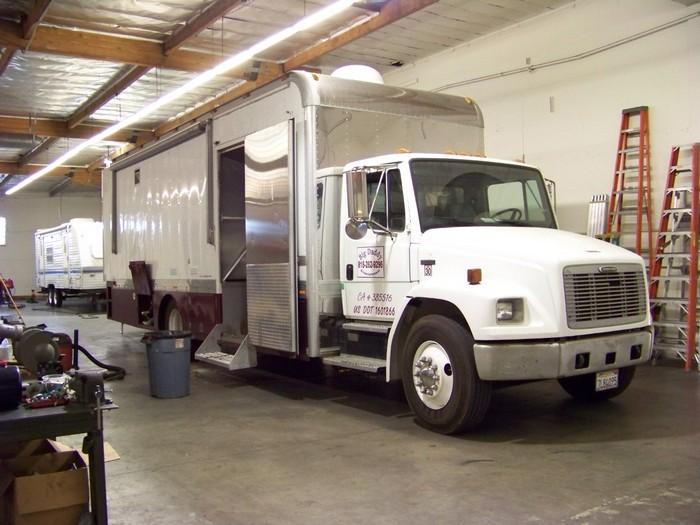 Craft Service Truck Ventilation