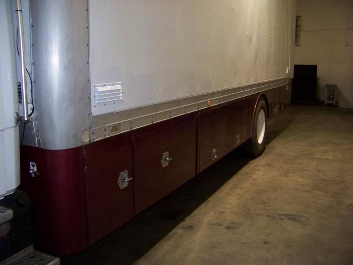 Craft Service Truck Vents