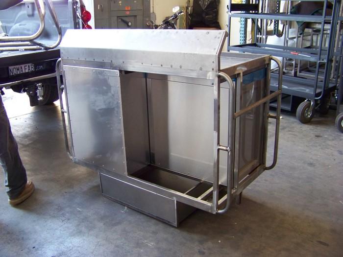 Custom Prop Cart