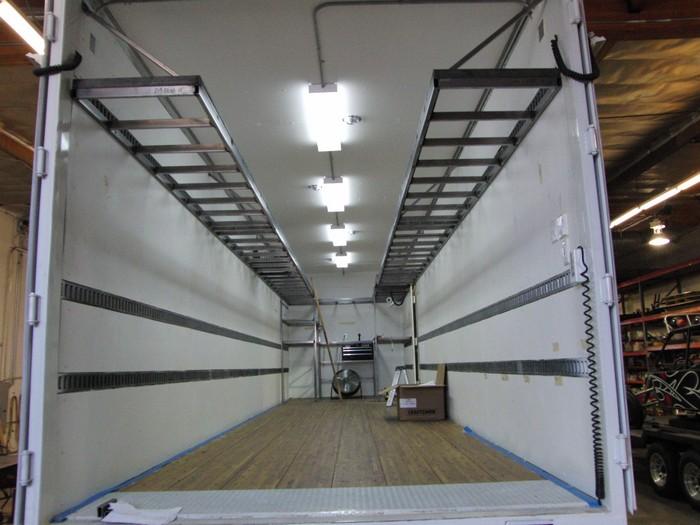 Ironman Electrical Trailer Buildout
