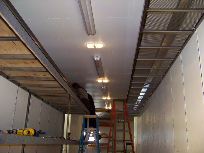 Greenline Electrical 1st  Buildout