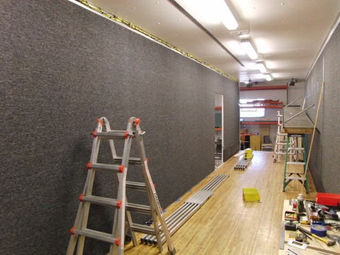 Greenline Electrical 2nd Buildout