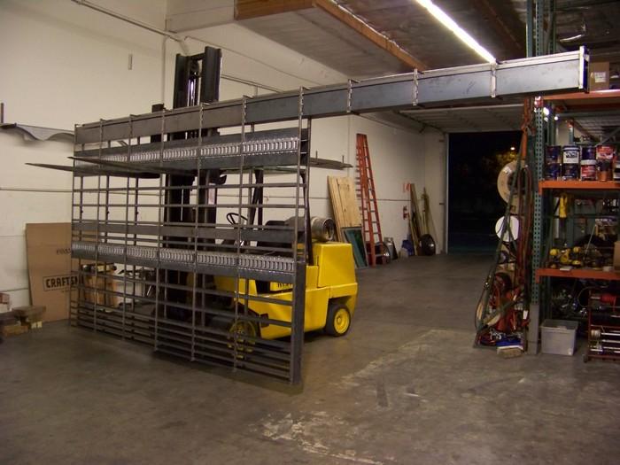 Gripside 5-ton Build Out