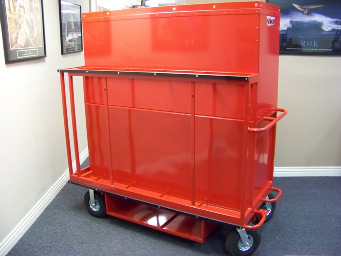 Lux Lighting Cart