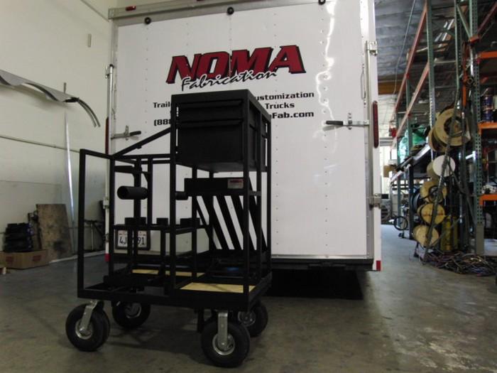 SLX Camera Accessory Cart