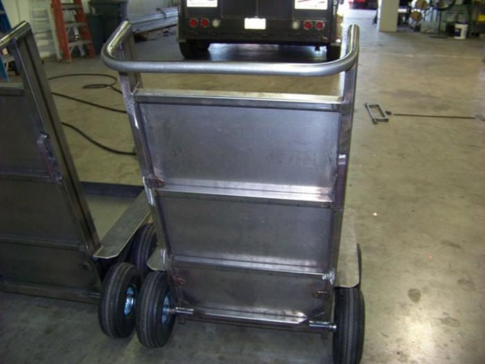 Sandbag Carts