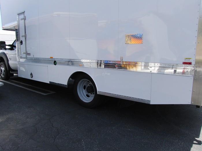 Sparkplugg 3-ton Aluminum Buildout
