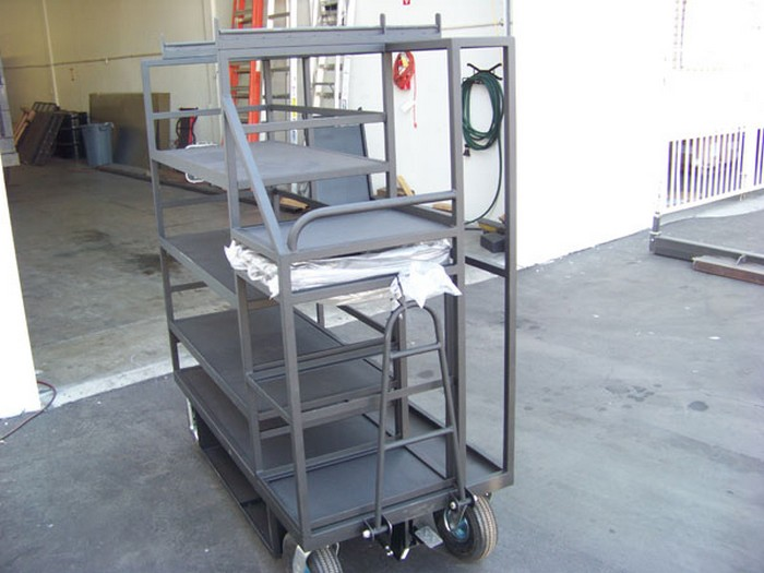 Super Duz-All Cart